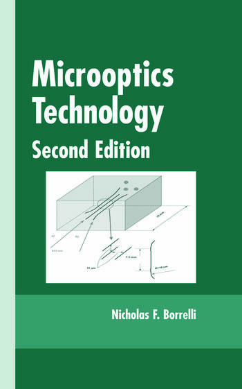 Microoptics Technology Fabrication and Applications of Lens Arrays and Devices book cover