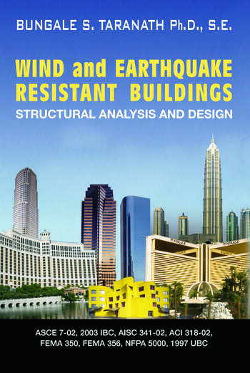 Image result for WIND & EARTHQUAKE RESISTANT BUILDINGS(Structural Analysis & Design)