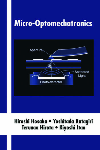 Micro-Optomechatronics book cover