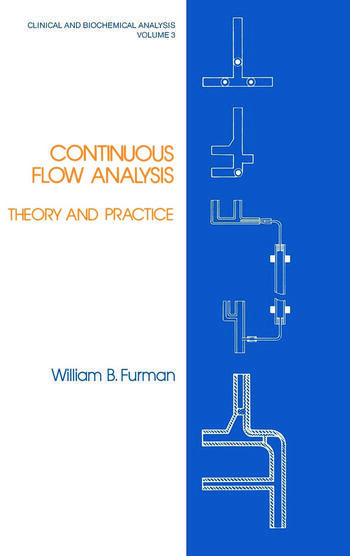 Continuous Flow Analysis Theory and Practice book cover