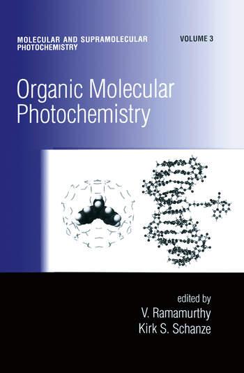 Organic Molecular Photochemistry book cover