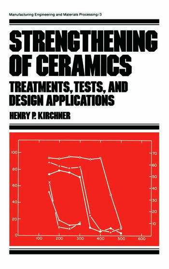 Strengthening of Ceramics Treatments: Tests, and Design Applications book cover