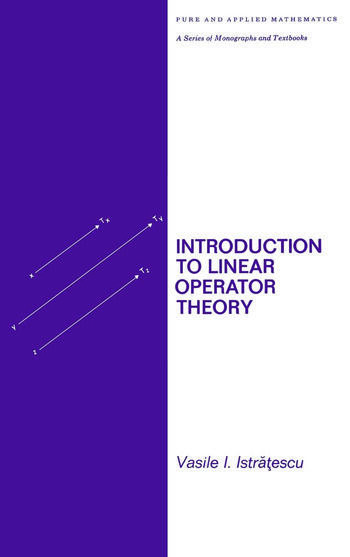 Introduction to linear system theory