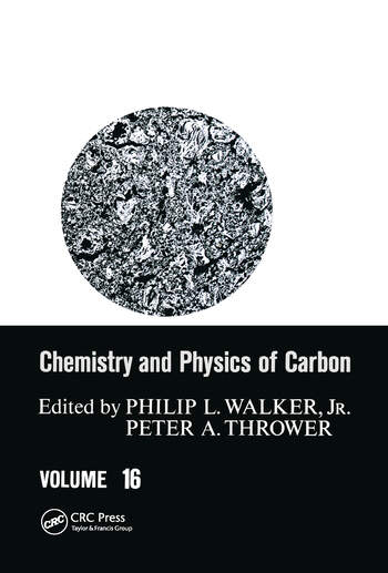 Chemistry & Physics of Carbon Volume 16 book cover