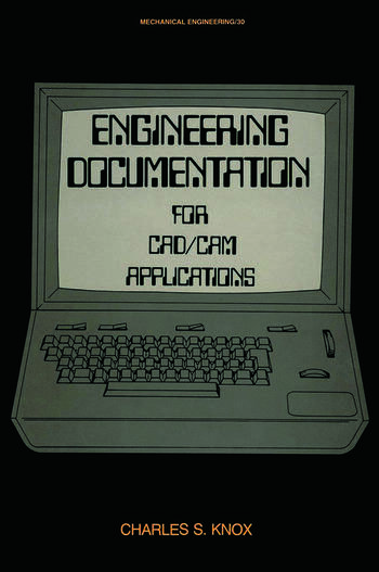 Engineering Documentation for CAD/CAM Applications book cover