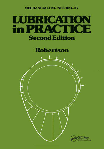 Lubrication in Practice book cover