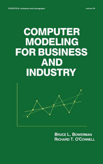 Computer Modeling for Business and Industry book cover