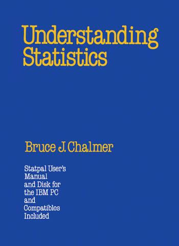 Understanding Statistics book cover