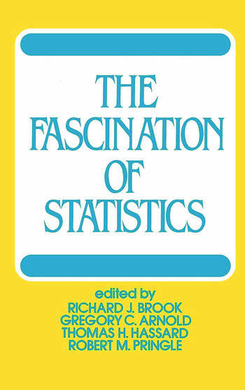The Fascination of Statistics book cover