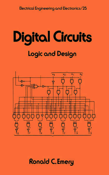 Digital Circuits Logic and Design book cover