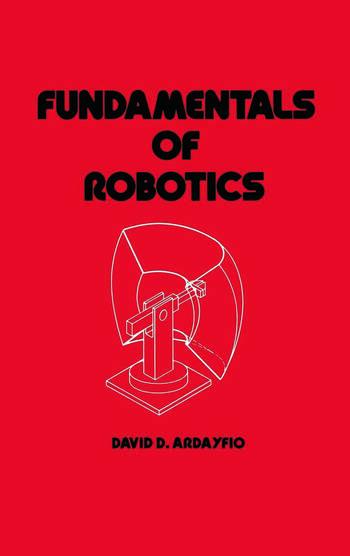 Fundamentals of Robotics book cover