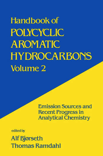 Handbook of Polycyclic Aromatic Hydrocarbons Emission Sources and Recent Progress in Analytical Chemistry--Volume 2: book cover