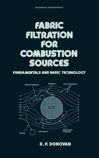 Fabric Filtration for Combustion Sources Fundamentals and Basic Technology book cover