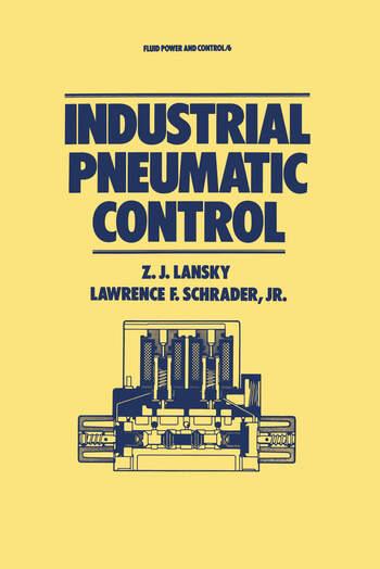 Industrial Pneumatic Control book cover