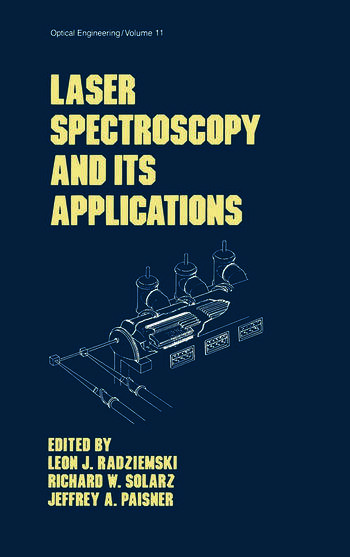 Laser Spectroscopy and its Applications book cover