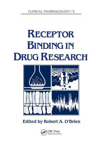 Receptor Binding in Drug Research book cover