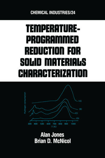 Tempature-Programmed Reduction for Solid Materials Characterization book cover