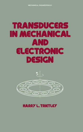 Transducers in Mechanical and Electronic Design book cover