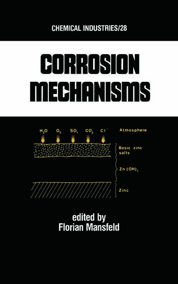 Corrosion Mechanisms book cover