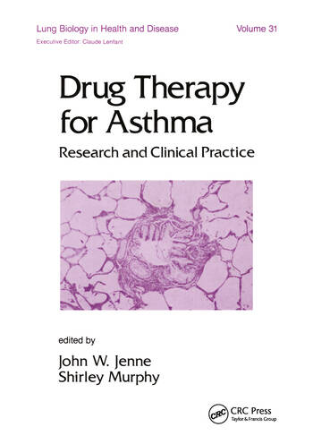 Drug Therapy for Asthma Research and Clinical Practice book cover