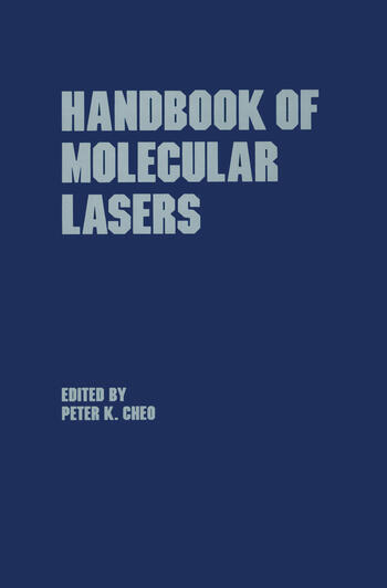 Handbook of Molecular Lasers book cover