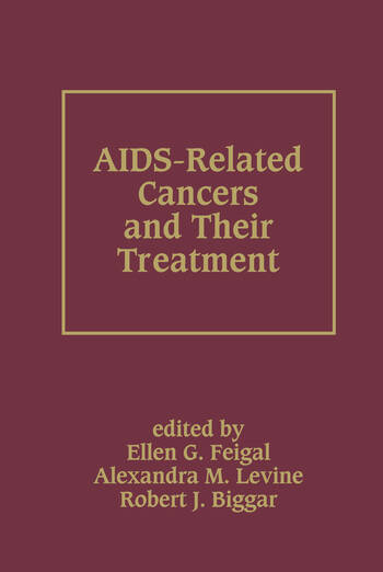 AIDS-Related Cancers and Their Treatment book cover
