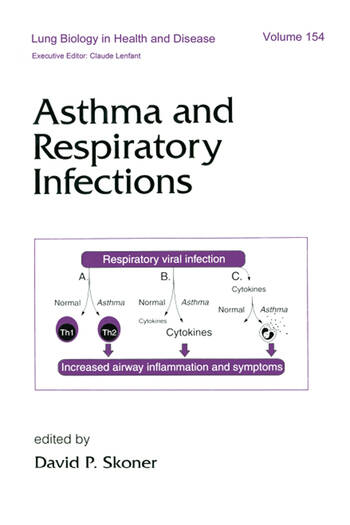 Asthma and Respiratory Infections book cover