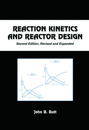 Reaction Kinetics and Reactor Design book cover