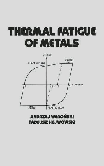 Thermal Fatigue of Metals book cover