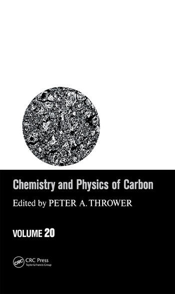 Chemistry & Physics of Carbon Volume 20 book cover
