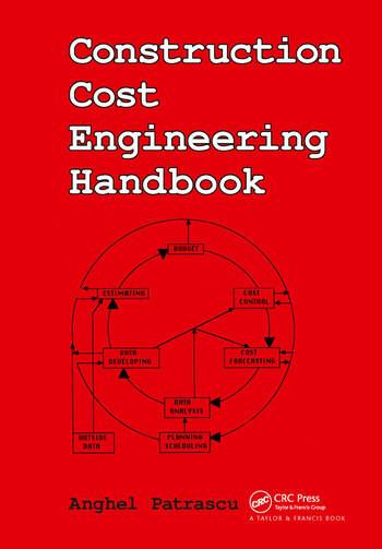 Construction Cost Engineering Handbook book cover