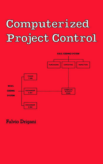 Computerized Project Control book cover
