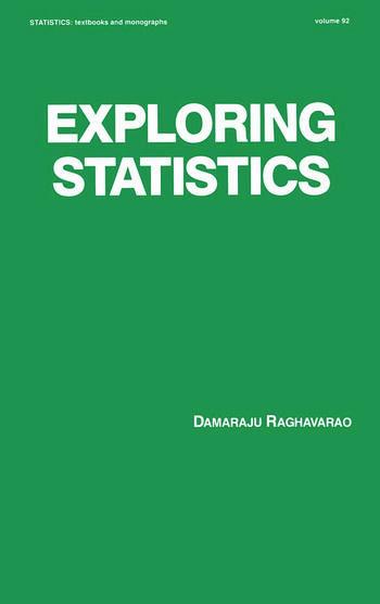 Exploring Statistics book cover