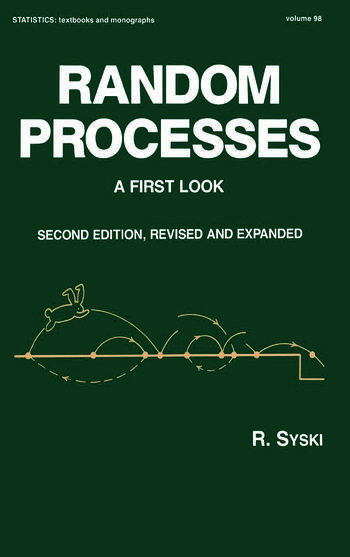 Random Processes A First Look, Second Edition, book cover