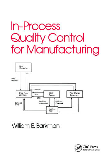 In-Process Quality Control for Manufacturing book cover