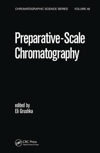 Preparative Scale Chromatography book cover