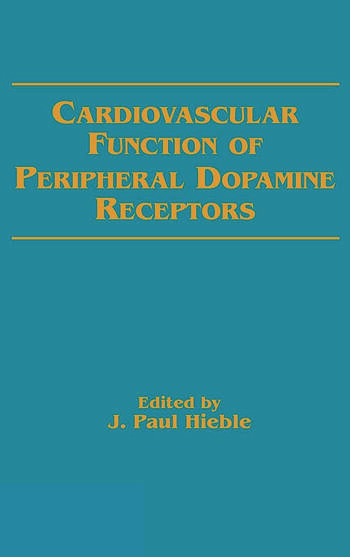 Cardiovascular Function of Peripheral Dopamine Receptors book cover