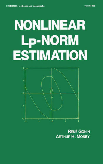 Nonlinear Lp-Norm Estimation book cover
