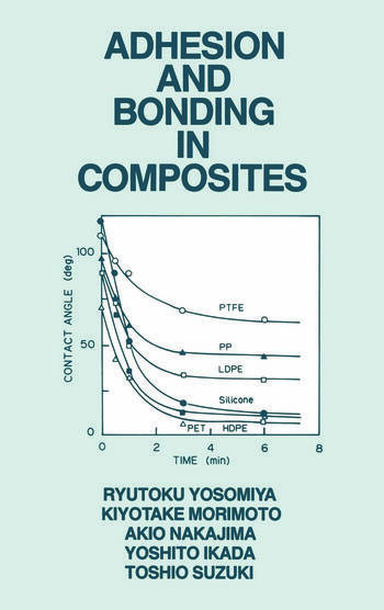 Adhesion and Bonding in Composites book cover