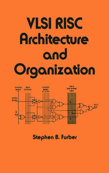 VLSI Risc Architecture and Organization book cover