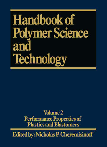 Handbook of Polymer Science and Technology book cover