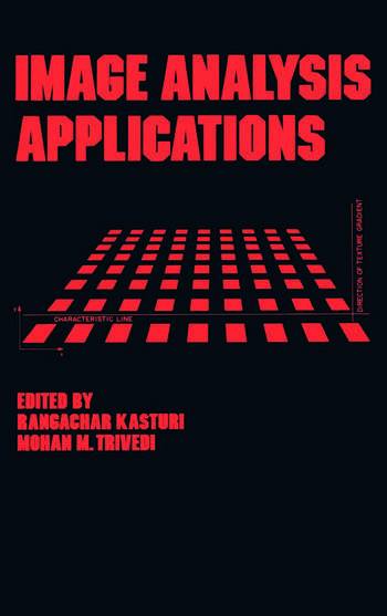 Image Analysis Applications book cover
