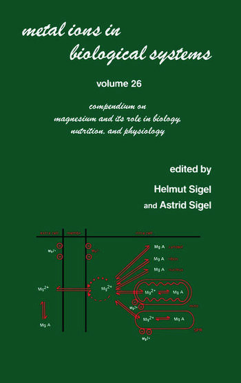 Metal Ions in Biological Systems Volume 26: Compendium on Magnesium and Its Role in Biology: Nutrition and Physiology book cover