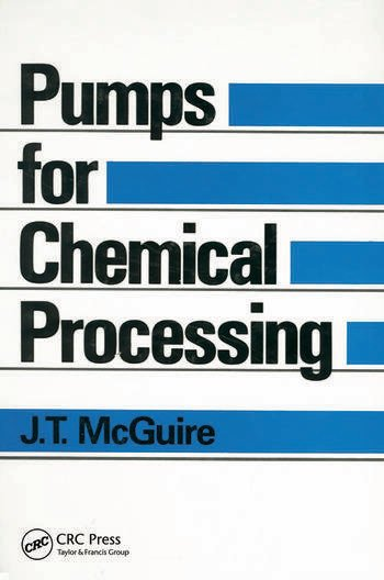 Pumps for Chemical Processing book cover