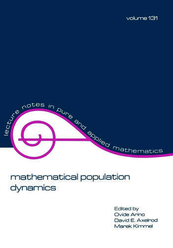 mathematical population dynamics Proceedings of the Second International Conference book cover