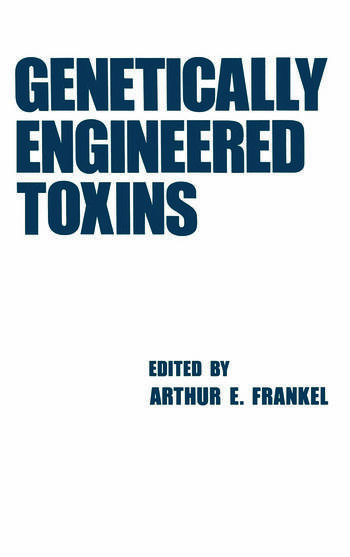 Genetically Engineered Toxins book cover