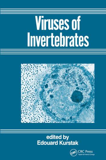 Virus of Invertebrates book cover