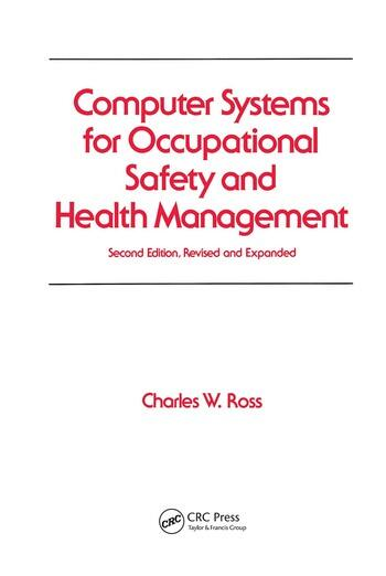 Computer Systems for Occupational Safety and Health Management book cover