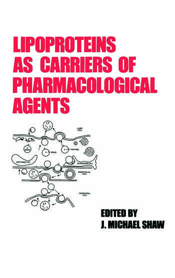 Lipoproteins as Carriers of Pharmacological Agents book cover