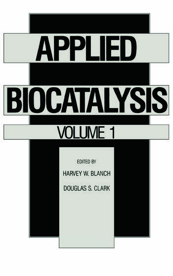 Applied Biocatalysis Volume 1 book cover